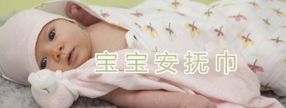 宝宝安抚巾
