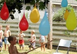 2019夏天和孩子玩什么游戏好 夏天降温游戏推荐
