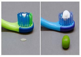 孩子使用的牙膏可以含氟吗 儿童牙膏应该含多少氟