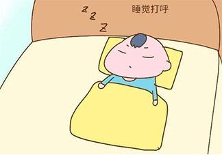 孩子睡觉爱打呼噜是为什么 宝宝睡觉为什么爱打呼噜