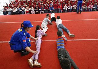 2019幼儿园开学第一课安全教案方案 幼儿园安全教育活动