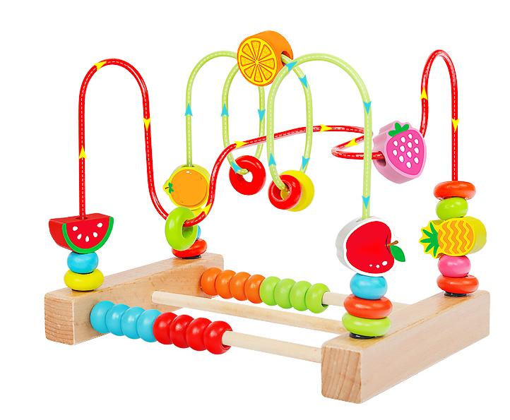 【带孩子玩的朋友圈句子】带孩子玩串珠好不好 怎么陪孩子串珠子