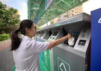 上海投放AI垃圾桶是怎么回事 AI垃圾桶分类的好处