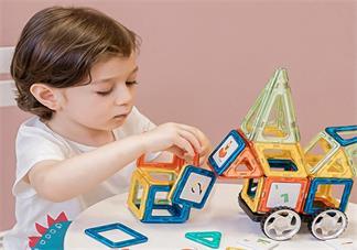 怎么跟孩子玩磁力片 和孩子一起玩磁力片有什么好处
