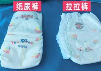 纸尿裤/拉拉裤/成长裤有什么区别 宝宝多大可以穿成长裤