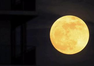 形容中秋节圆月的唯美句子说说 形容月亮又大又圆的优美句子