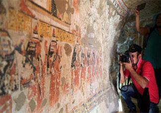 埃及开放两座3300年历史古墓怎么回事 埃及开放的两座3300年历史古墓来历是什么