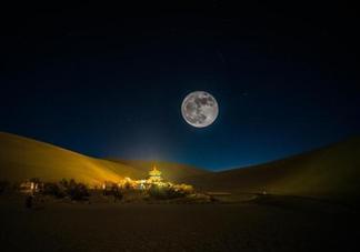 全国中秋赏月地图出炉 最佳赏月景区攻略盘点
