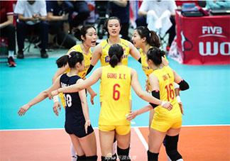 中国女排提前卫冕世界杯冠军 中国女排十战十胜赛事回顾