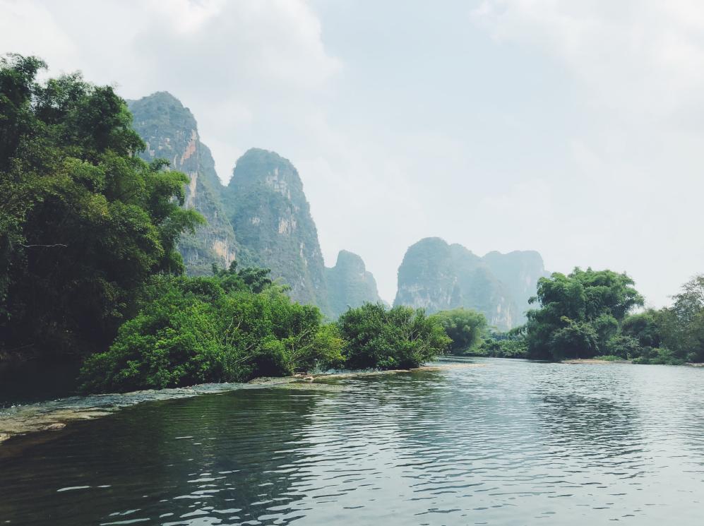 中国山水画十大画家_旅游桂林的朋友圈说说桂林之游完美结束说说句子_八宝网