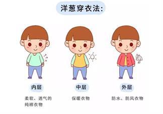 孩子衣服入秋后怎么选购 换季服装选购指南