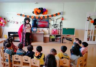 2019幼儿园万圣节活动报道 幼儿园万圣节活动新闻稿四篇