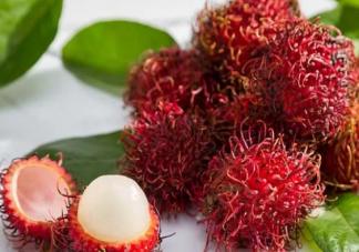 孕妇可以吃红毛丹吗 红毛丹有哪些作用和功效呢
