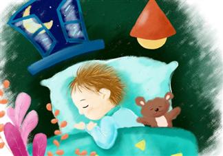 孩子睡觉说梦话是怎么回事 孩子睡觉说梦话要叫醒吗