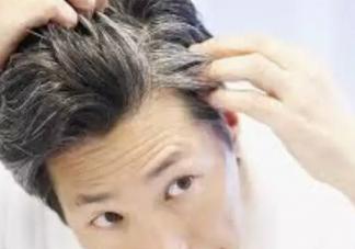 白头发拔了长出来还是白的吗 有白头发吃什么好