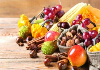 霜降节气吃什么食物养生 霜降养生食物推荐