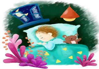 宝宝终于哄睡了的说说 哄孩子睡觉的心情感慨