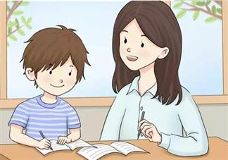 父母该不该陪孩子写作业 生活中常见的陪孩子写作业方式