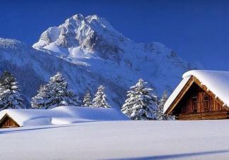 冬天来了怎么发朋友圈 冬天经典唯美配图句子