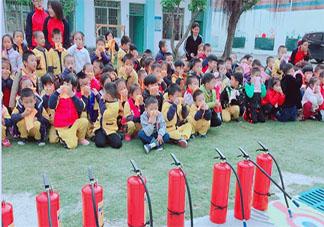 2019幼儿园全国消防日主题活动报道稿 幼儿园消防安全活动报道美篇