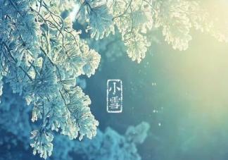 2019小雪朋友圈心情说说 小雪节气图片说说大全