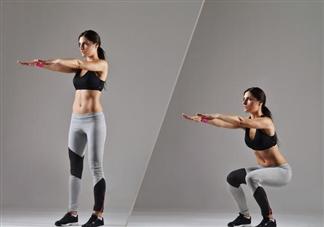 女性做深蹲运动有什么好处 做深蹲运动要注意什么