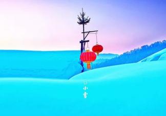 小雪早安朋友圈文案句子配图 小雪节气精美祝福语