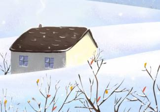 小雪快乐温馨文案说说语录2019 关于小雪节气配图问候语