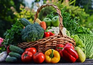 小雪节气吃什么蔬菜好 小雪养生蔬菜推荐