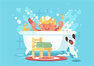 宝宝冬天多久洗一次澡 宝宝冬天洗澡有次数限制吗