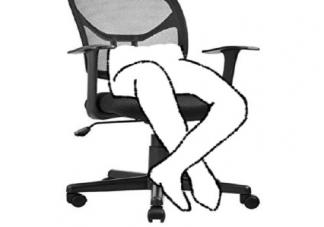 比二郎腿更伤害骨盆的坐姿是什么 二郎腿伤害盆骨吗