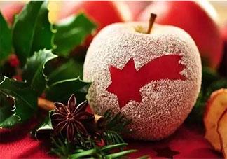 平安夜关于苹果的朋友圈文案分享 平安夜送苹果祝福语的心情说说