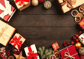 2019圣诞节收到礼物的说说配图 圣诞节收到礼物的说说句子大全