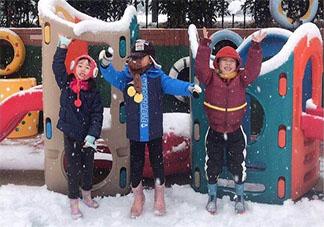2020幼儿园小寒节气主题活动报道美篇 幼儿园小寒创意活动报道稿大全