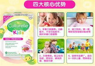 康萃乐儿童益生菌给孩子吃的效果如何 康萃乐儿童益生菌宝宝食用感受