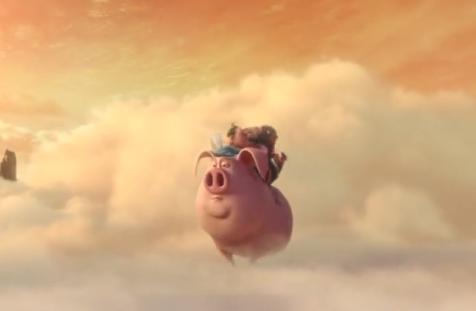 太乙真人的猪折纸教程 怎么用纸折太乙真人的猪