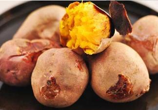 吃烤红薯会发胖吗 吃红薯有什么好处