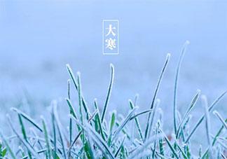 大寒早安说说合集2020 大寒节气早上好的祝福语节选