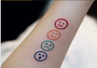 第一次纹身的心情说说 第一次纹身发朋友圈句子