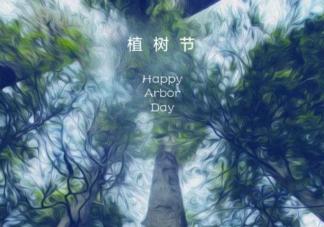 植树节快乐祝福语句子 植树节快乐的祝福语说说大全