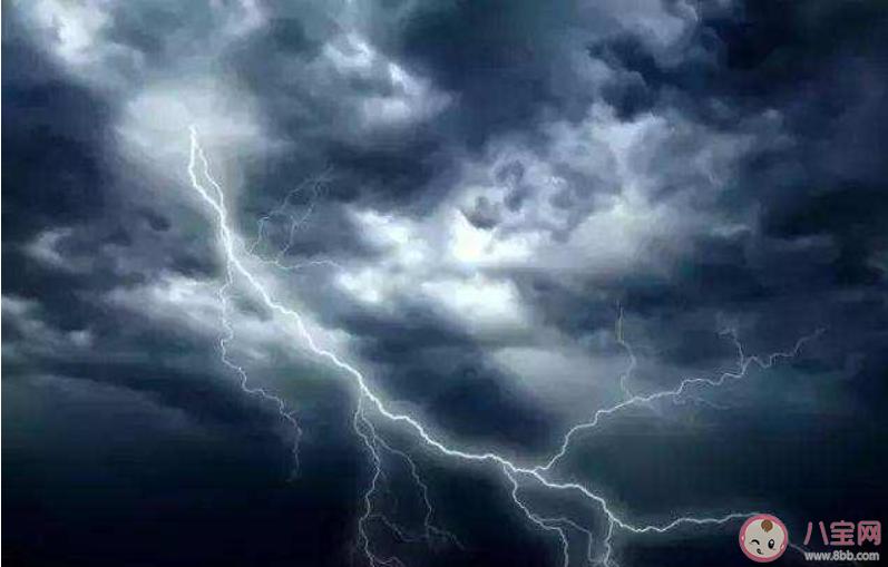 光打雷不下雨的歇后语图片