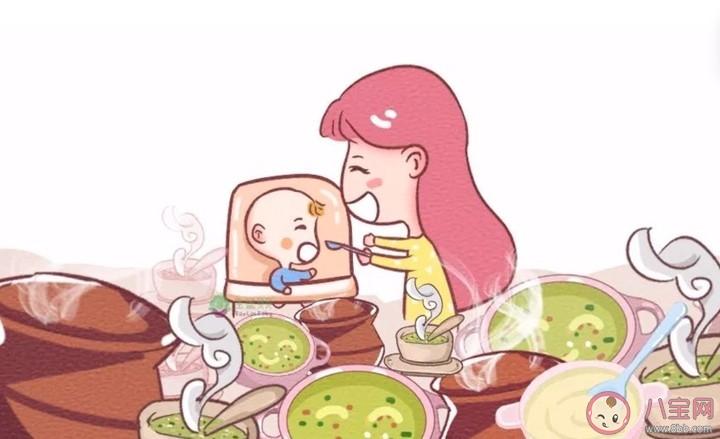 泥嫩汤适合宝宝喝吗 小孩能喝的营养汤有哪些