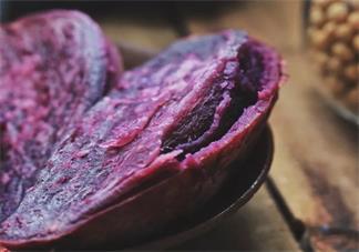 孩子怎么吃紫薯比较好 孩子吃紫薯食谱推荐