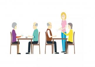 老人在吃饭时噎住了怎么办 老人吃饭时要注意什么