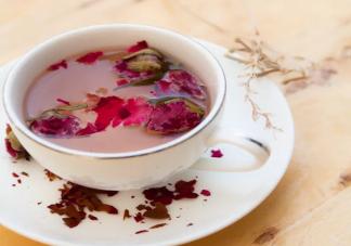 月经期喝玫瑰花茶有什么好处 经期喝玫瑰花茶的注意事项