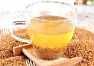 苦荞茶和其他茶叶有什么不同  苦荞茶喝多了会上火吗