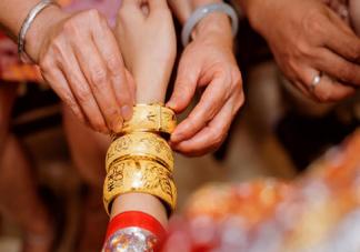 结婚三金买不买重要吗 结婚三金买黄金还是白金