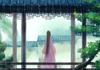 窗外下雨睡不着的说说 半夜下雨睡不着的朋友圈说说