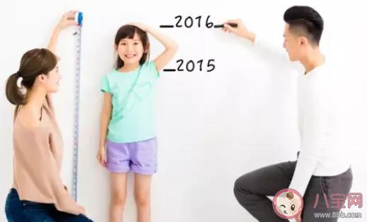 孩子身高是遗传爸爸还是妈妈 怎么帮助孩子长高