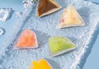 2020星巴克星冰粽有哪些口味 星巴克星冰粽怎么吃
